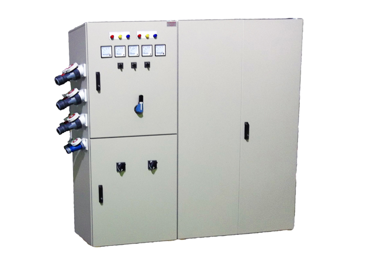 INTELEC - Intelligence on Safe Power Automatic-Control Panel