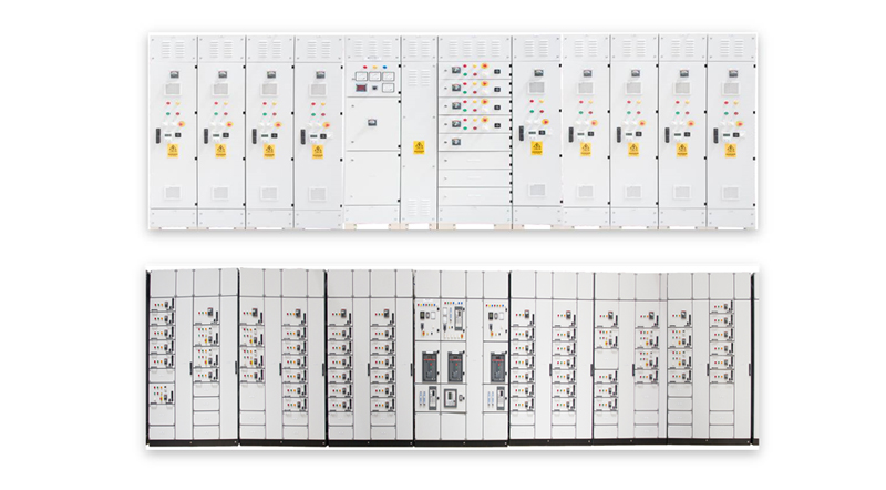 INTELEC - Intelligence on Safe Power Motor Control Centre Top Features