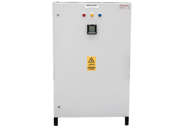 INTELEC - Intelligence on Safe Power Sub Main Distribution Boards